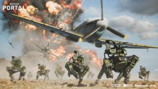 Battlefield představuje šílený režim Portal, přinese obsah z minulých dílů.