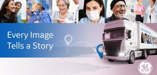 GE Healthcare představuje nejnovější zobrazovací technologii.