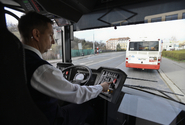 Obce u Prahy nesouhlasí s plánovaným zavedením trolejbusové linky