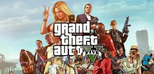 Série GTA slaví 350 milionů prodaných kopií.