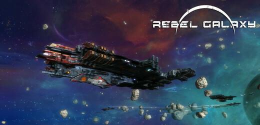 Epic na týden rozdává vesmírnou akci Rebel Galaxy.