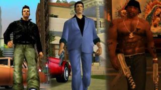 Tři díly GTA se zřejmě dočkají remasteru.