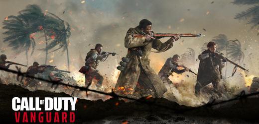 Nové Call of Duty: Vanguard se ukáže ve čtvrtek, venku je první ukázka.
