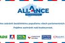 Aliance pro budoucnost představí krajské lídry.