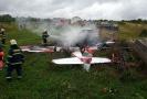Při nehodě malého letadla na západě Slovenska zemřely 27. srpna 2021 všechny tři osoby na palubě stroje. Posádka letounu byla patrně z Česka. Stroj začal hořet po pádu na zem u města Skalica nedaleko hranic s ČR.