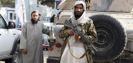 Afghánské islamistické hnutí Tálibán.
