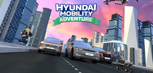 Hyundai Mobility Adventure.