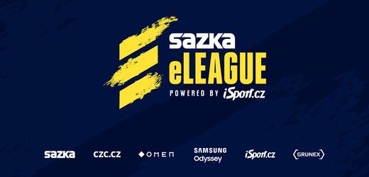 Podzimní sezona Sazka eLEAGUE slibuje vysoký prizepool a finále na FORGAMES.
