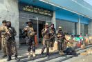 Vojáci islamistického hnutí Tálibán.