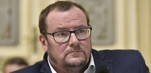 Obžalovaný politik Marek Dostál.