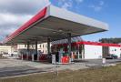 Čerpací stanice Benzina (ilustrační foto).