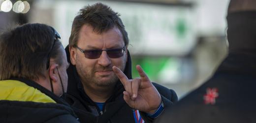 Nezařazený poslanec Lubomír Volný (Volný blok).