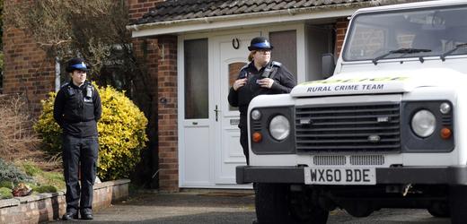 Británie obvinila třetího Rusa v případě pokusu o otravu Sergeje Skripala.