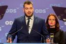Mikuláš Halás (Mladí Občanští demokraté).