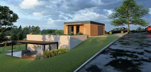 Ukázka pasivního domu (ilustrační foto).