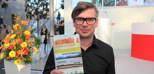 Český spisovatel Jaroslav Rudiš.