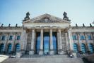 Sídlo německého parlamentu.