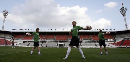 Na místě současného stadionu Evžena Rošického na Strahově by mohl vyrůst nový národní stadion.