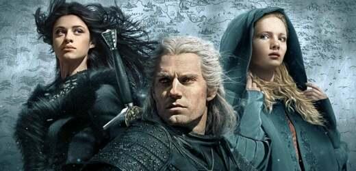 Netflix oznámil třetí řadu seriálu Zaklínač a datum vydání animáku ze světa League of Legends.