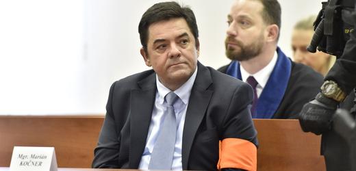 Slovenský podnikatel Marian Kočner souzený kvůli vraždě novináře Jána Kuciaka.