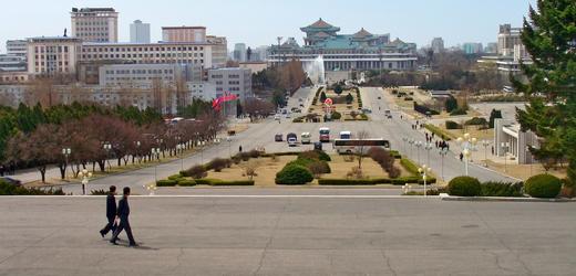 Severní Korea (ilustrační foto).