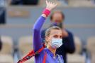 Petra Kvitová se loučí s letošní sezonou.