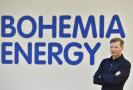 Jiří Písařík, automobilový závodník, majitel a jednatel energetické skupiny Bohemia Energy na snímku z 6. března 2018.