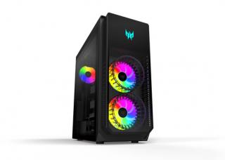 Acer ukázal herní mašinu s 12. generací Intel Core procesorů a projektor pro hráče.