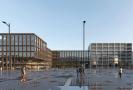 Městská část Praha 9 19. října 2021 představila záměr rozvoje lokality v okolí O2 areny. Radnice chce investovat do nákupu pozemků, na kterých by vzniklo centrum Vysočan. Na vizualizaci je stanice metra Českomoravská v pohledu od O2 areny.