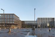 V Praze 9 u O2 arény by měla vzniknout nová čtvrť s 3500 byty