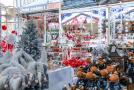 Vánoční centrum v Hornbachu.