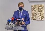 Epidemie covidu-19 se v ČR stala epidemií neočkovaných, uvedl Vojtěch