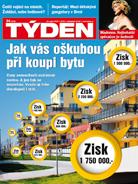 Titulní strana TÝDNE č 34/2018.