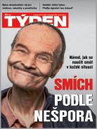 Titulní strana aktuálního časopisu TÝDEN 51/2019.