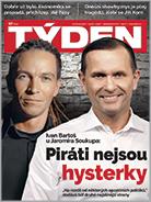 Titulní strana aktuálního časopisu TÝDEN 17/2020.