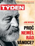 Titulní strana aktuálního časopisu TÝDEN 52/2019.