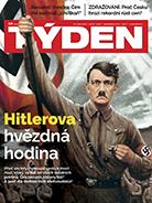 Titulní strana aktuálního časopisu TÝDEN 10/2020.