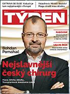 Titulní strana aktuálního časopisu TÝDEN 4/2020.