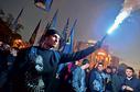Marš ukrajinské slávy.