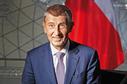 Andrej Babiš, předseda hnutí ANO.