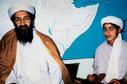 Bin Ládin se synem.