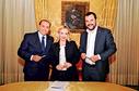 Berlusconi a jeho xenofobní parta.