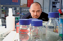 Molekulární biolog Petr Svoboda.
