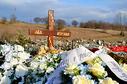 Lidé uctili památku zavražděného novináře.