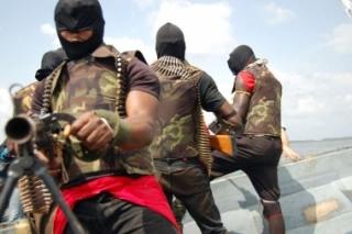Separatisté v deltě Nigeru.