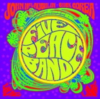 John McLaughlin, Chick Corea & Five Peace Band - Live