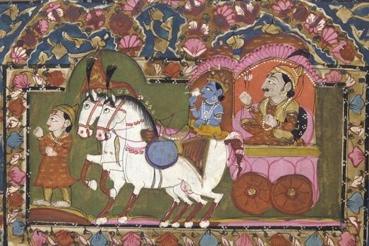 mahabharatská válka