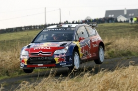 Sébastien Loeb usiluje o šestý mistrovský titul.
