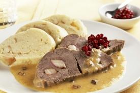 Mistrovství ve vaření svíčkové se vrátilo na zámek Červený Hrádek.