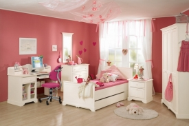 Dětské pokoje pro 3 děti